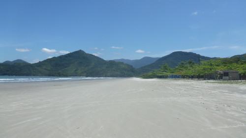 Praia de Ubatumirim - Ubatuba - SP