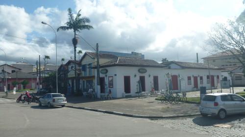 Casarão no Centro de Ubatuba