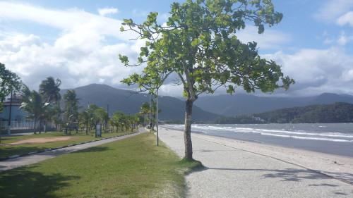 Praia do Itaguá - Ubatuba - SP