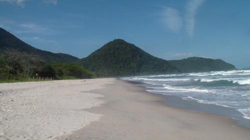 Praia de Itamambuca - Ubatuba - SP