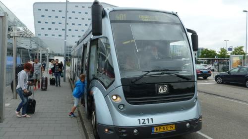 Ônibus Eindhoven