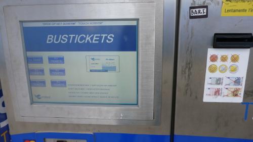Comprar Bilhetes de Ônibus