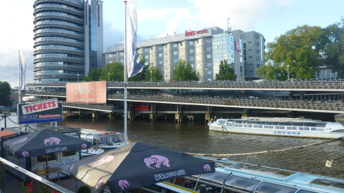 Estacionamento Bicicletas Amsterdam