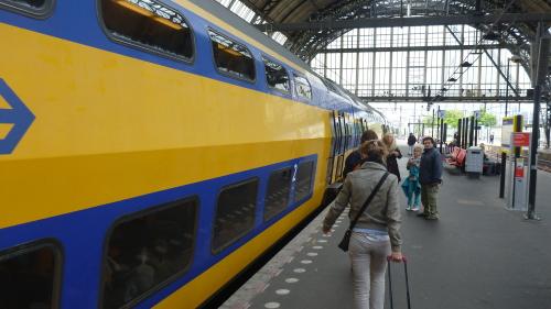 Trem Holanda