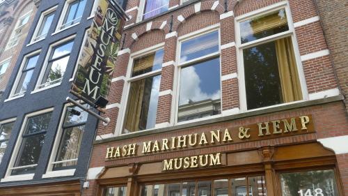 Museu da Maconha Amsterdam