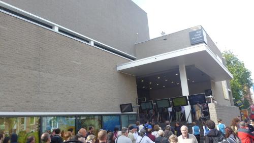 Museu Vang Gogh Amsterdam