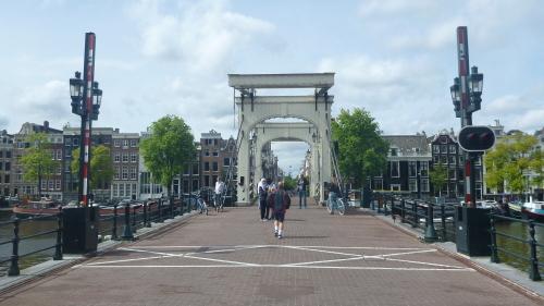 Ponte Magere Brug Amsterdam