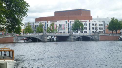 Ponte Blauwbrug Amsterdam