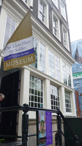 Ons lieve Heer Op Solder - Our Lord in the Attic Amsterdam
