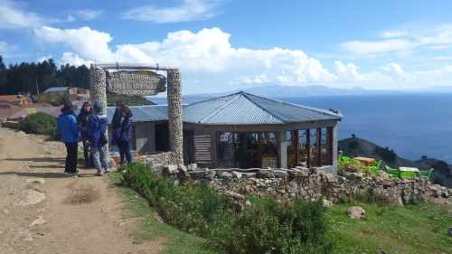 Yumani - Isla del Sol - Lago Titicaca - Bolívia