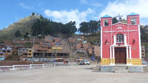 Cerro Calvário - Copacabana - Bolívia