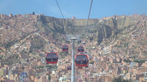 Dicas de La Paz - Bolívia